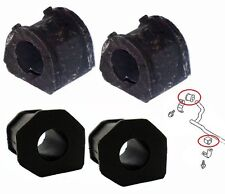 FOR MITSUBISHI PAJERO  MONTERO 00-13 FRONT STABILISER ANTI ROLL BAR BUSHES x2