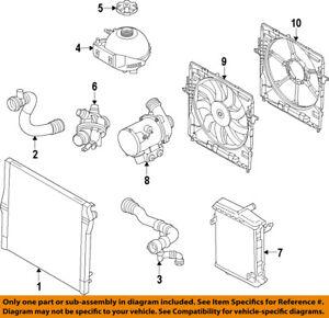 image is loading bmw-oem-13-17-x3-engine-coolant-thermostat-