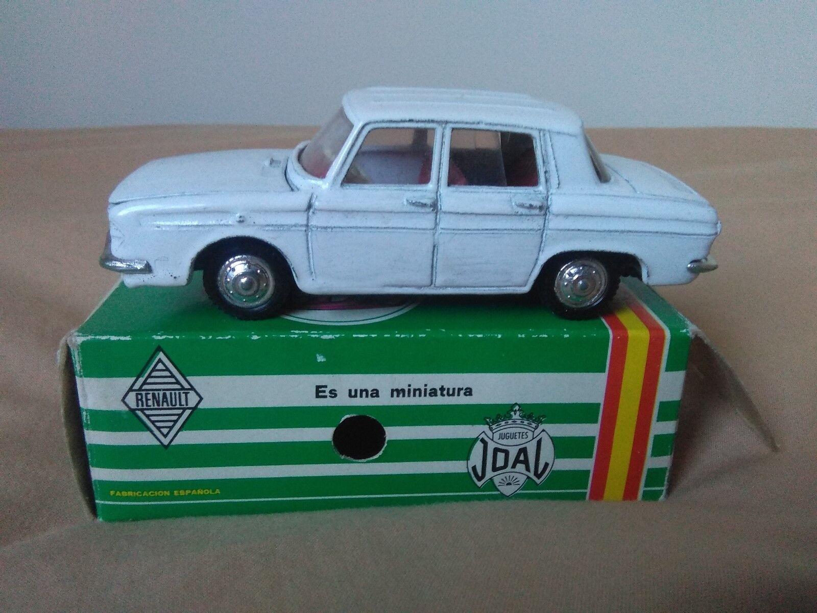 Se vende miniatur 1 43 renault r-10.joal 104 serie 100.in spanien.