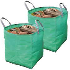 House Moving Storage & Recycling Paper Bottle Card Heavy Duty Woven Bag 120L x 2