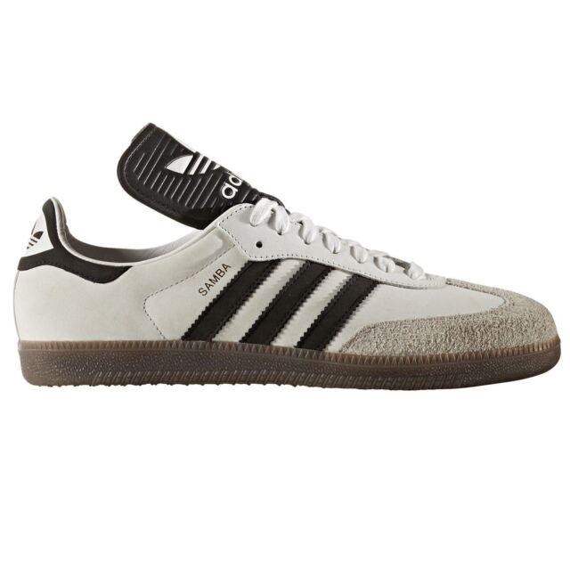 613593e1644408 adidas ORIGINALS SAMBA OG MADE IN GERMANY VINTAGE WHITE MEN S RETRO CASUAL  MOD