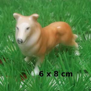 Chien En Céramique,collection,objet De Vitrine, Hond, Dog G-chiens-m Jq8f0t8o-08001629-412250256