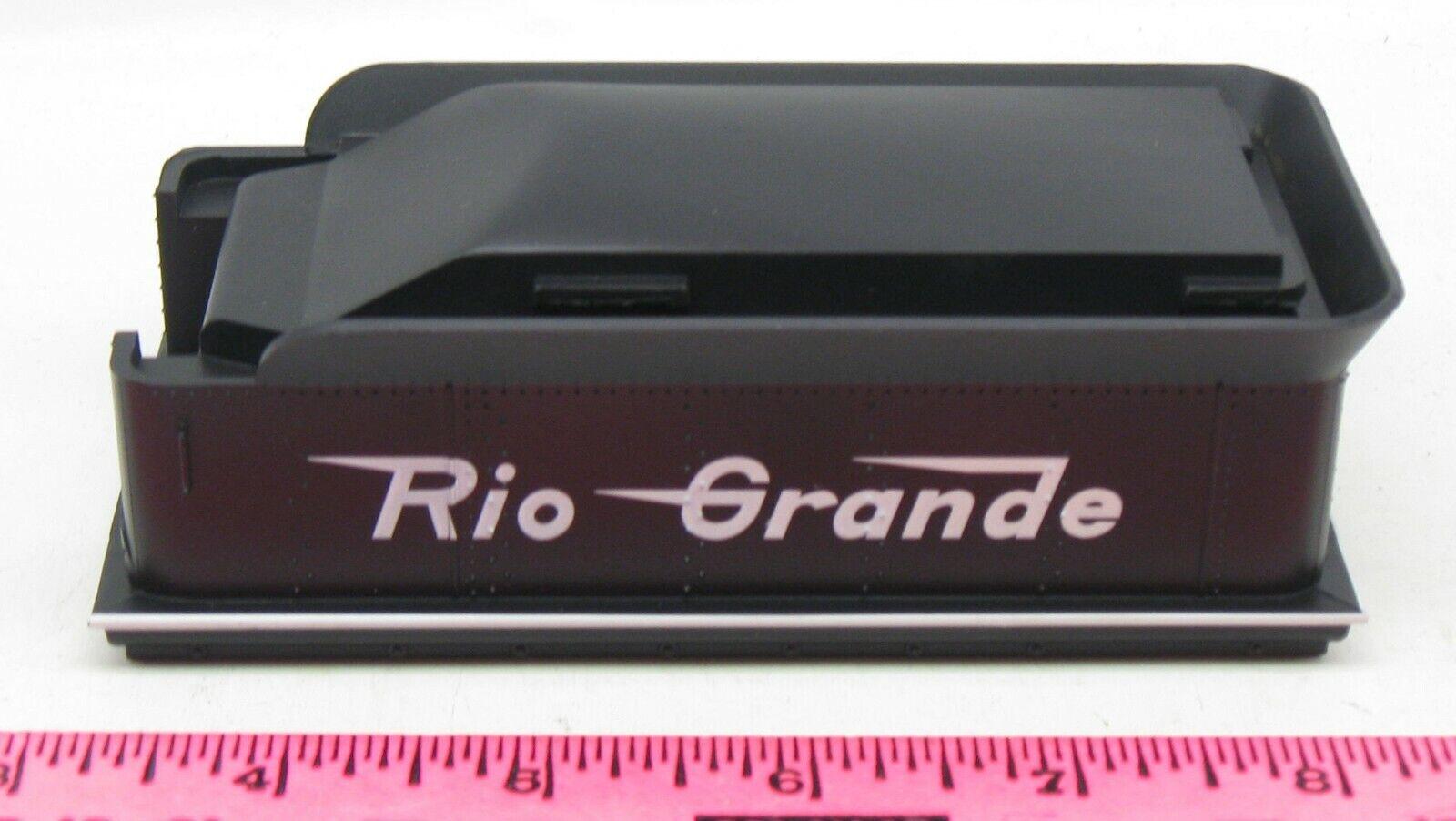 Lionel  Rio Grande General Tender Shell