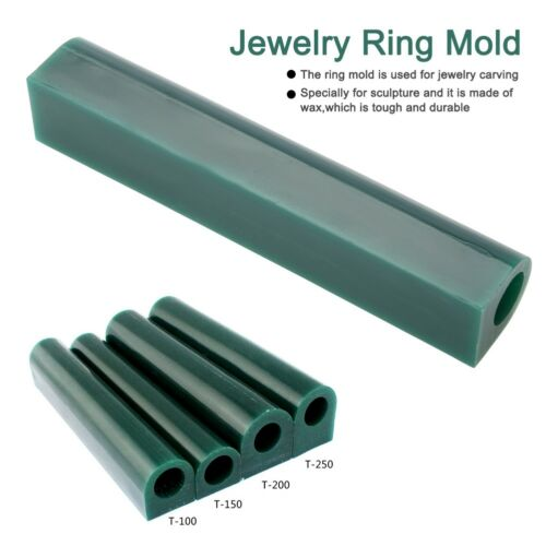 Professional Wax Ring Mold Tube Carving Craft Jewellery Casting DIY Making Tools