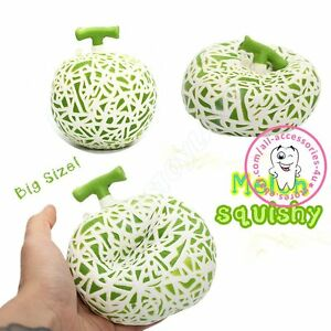 Hami-Chawa-Melone-Duft-matschig-Squeeze-Soft-6-Sekunden-langsamer-steigende-Spass-Geschenk-Spielzeug