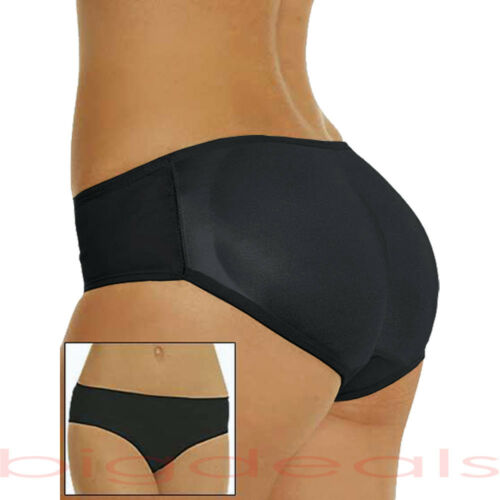 Padded Booty Pop Butt Shaper Brief Underwear Enhancer Booster Lifter Rear 801