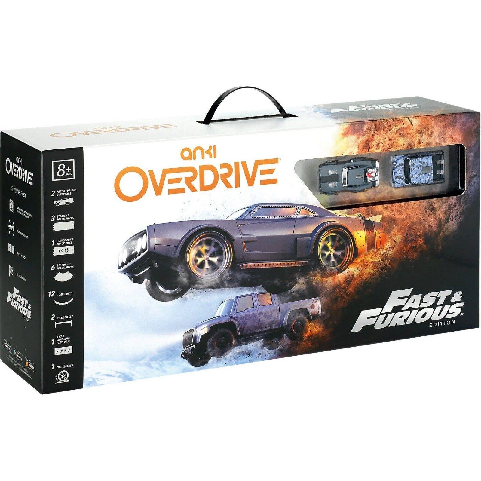Anki Overdrive Starter Kit (Fast & Furious - Edition) NEU OVP    Mittlere Kosten