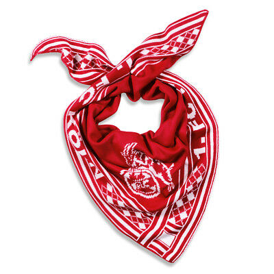 Halstuch Tuch Gestrickt Rot/weiß 1. Fc KÖln Preisnachlass