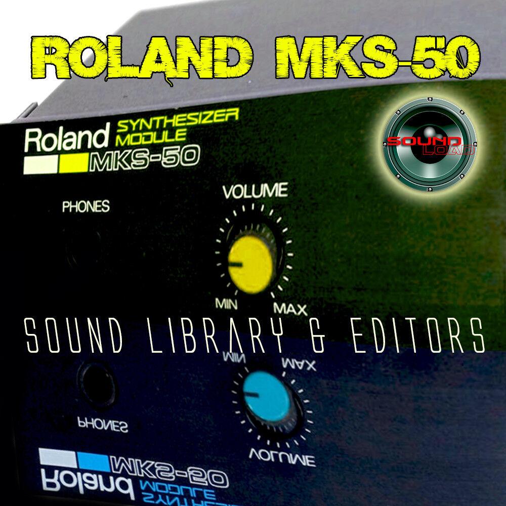 for ROLAND Juno-1 Original Factory and NEW Created Soun