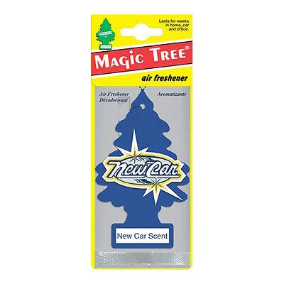 1x Magic Tree New Car Scent Air Freshener Long Lasting Frangrance New Car Smell