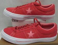 91f0b894bbb item 3 Mens 10 Womens 12 Converse One Star Suede OX Paradise Pink Shoes  80  159815C -Mens 10 Womens 12 Converse One Star Suede OX Paradise Pink Shoes   80 ...