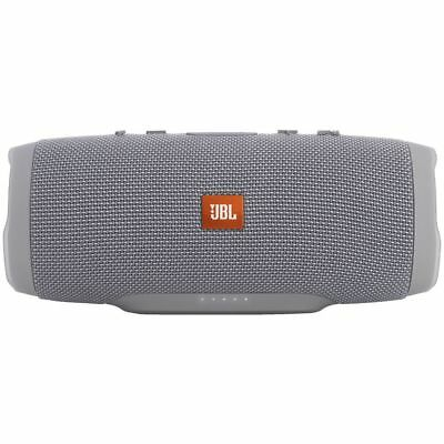 JBL Charge 3 Waterproof Bluetooth Speaker Grey
