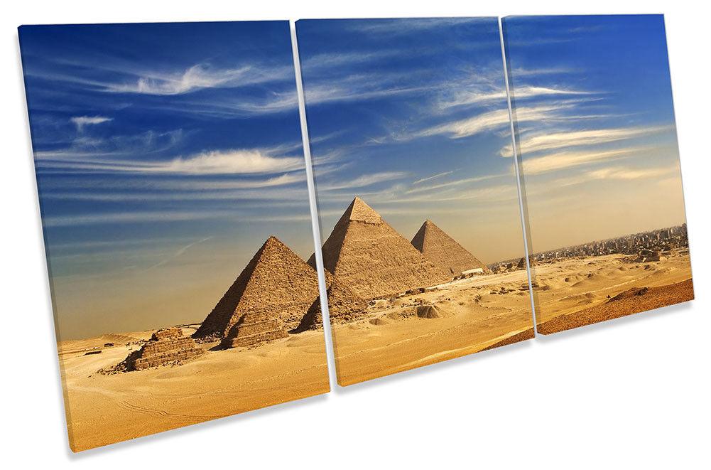 EGITTO EGITTO EGITTO PIRAMIDI PAESAGGIO ART. a Muro Immagine Stampa degli acuti e6e6c0