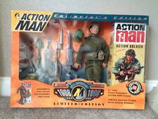 Action Man Soldier 30th Anniversary 1966-1996 Unopened Box Set Very Rare Ltd Ed