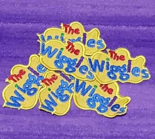 Embroidered MINI WIGGLES LOGO MOTIF