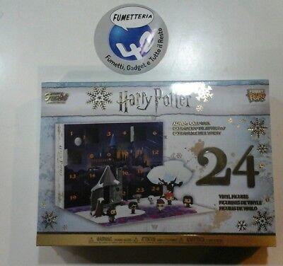 Calendario Dellavvento Harry Potter Funko.Funko Pop Harry Potter Calendario Dell Avvento 24 Pocket Pop Nuovo Imbustato Ebay