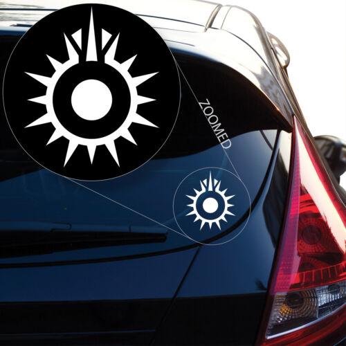 Star Wars inspired Black Sun Vinyl Decal Sticker # 455