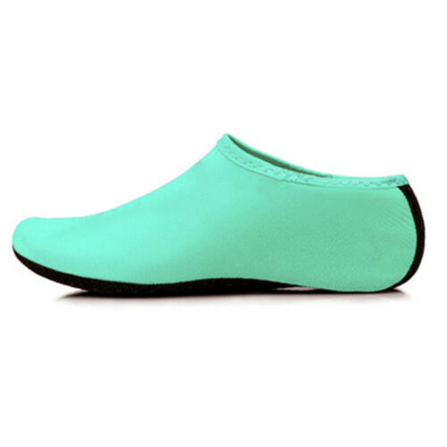 Unisex Adult Diving Socks Water Shoes Aqua Socks Pool Beach Swim Slip UK Ontvx