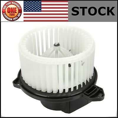 A//C AC Heater Blower Motor with Fan Cage for Dodge Ram 1500 2500 3500 Truck Jeep Grand Cherokee