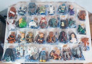 Star Wars Revenge Of Sith Burger King Complete Set 31 Toys Super D 2005 Sealed Ebay