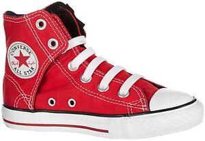 Converse Youths Chuck Taylor All Star Easy Slip Velcro Hi