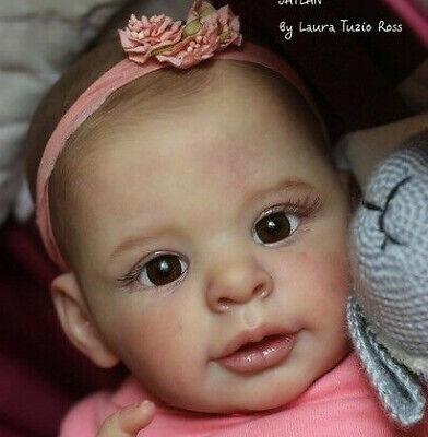 """Motivata Rinato Baby Doll Kit ~ Jaylan ~ Di Laura Tuzio-ross @ 23.5"""" @ Nuovi Rilasciato-mostra Il Titolo Originale"""