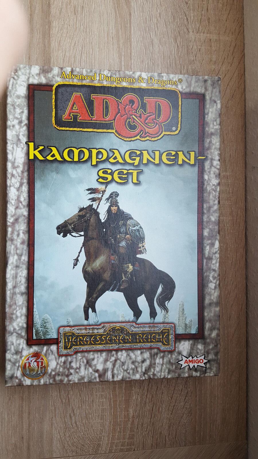 ++ FR Kapagnen Set - Box-Set ++ AD&D 2. Edition 2e, Advanced Dungeons & Dragons