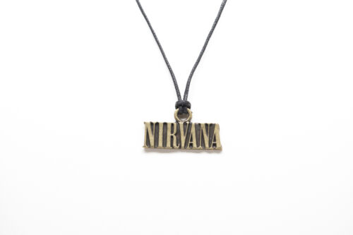 """Nirvana Style Fashion Pendant Necklace with 28/"""" Black Cord K254"""