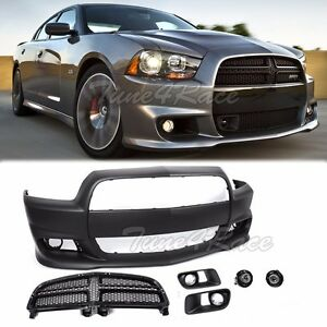 details about 11 14 dodge charger srt8 front bumper cover mesh grille. Cars Review. Best American Auto & Cars Review