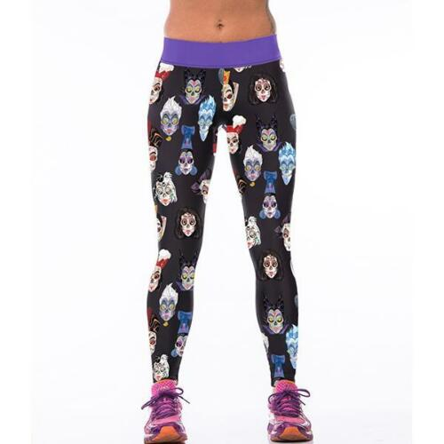 Women/'s Yoga Gym Pants Running Sports Leggings Fitness Jogging Stretchy Trousers
