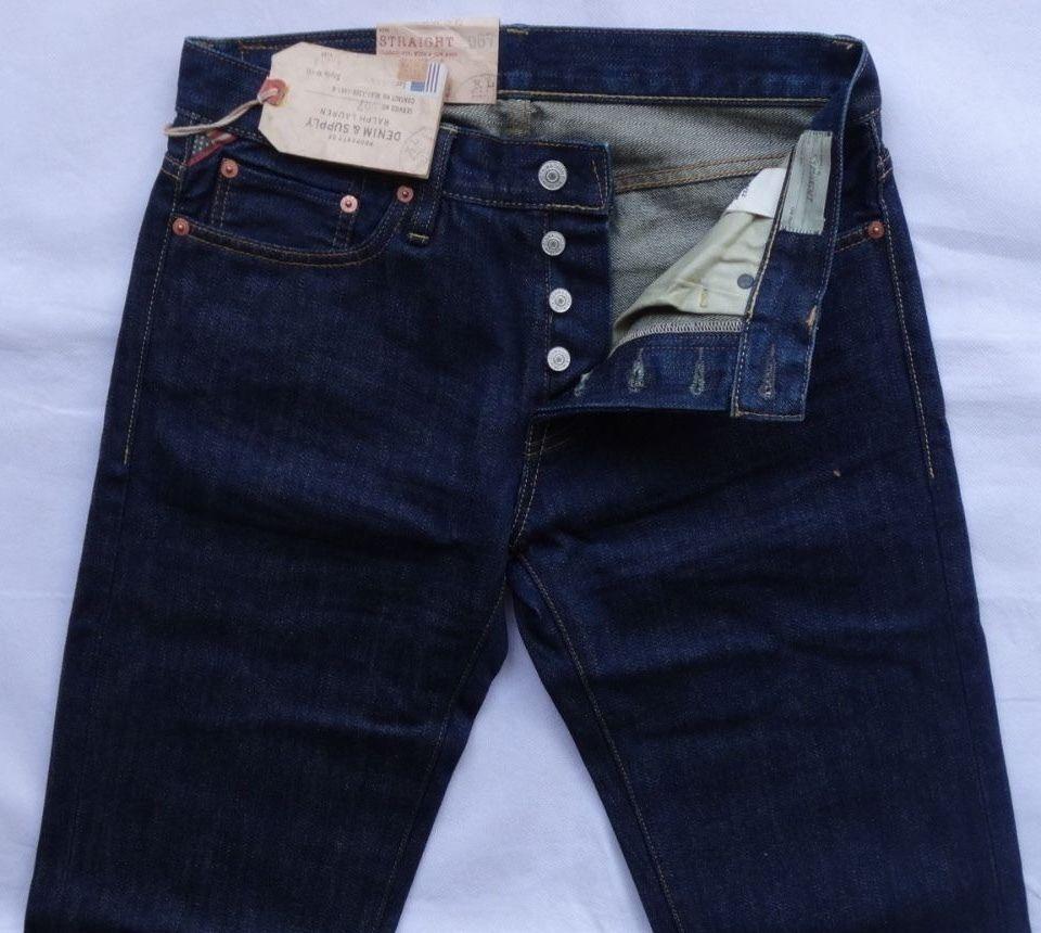 Ralph Lauren Denim & Supply Byron Wash Straight Jean 29 32  | Marke  | Internationale Wahl  | ein guter Ruf in der Welt
