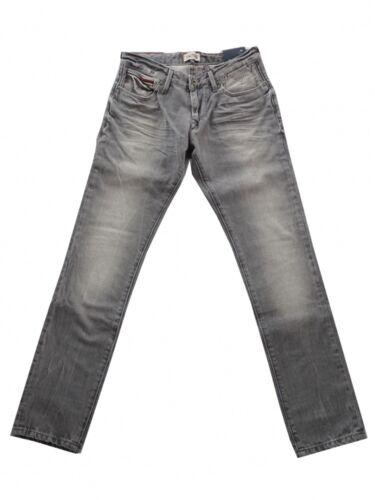 Grau Tommy Hilfiger Scanton DXG -Slim- Denim Herren Jeans