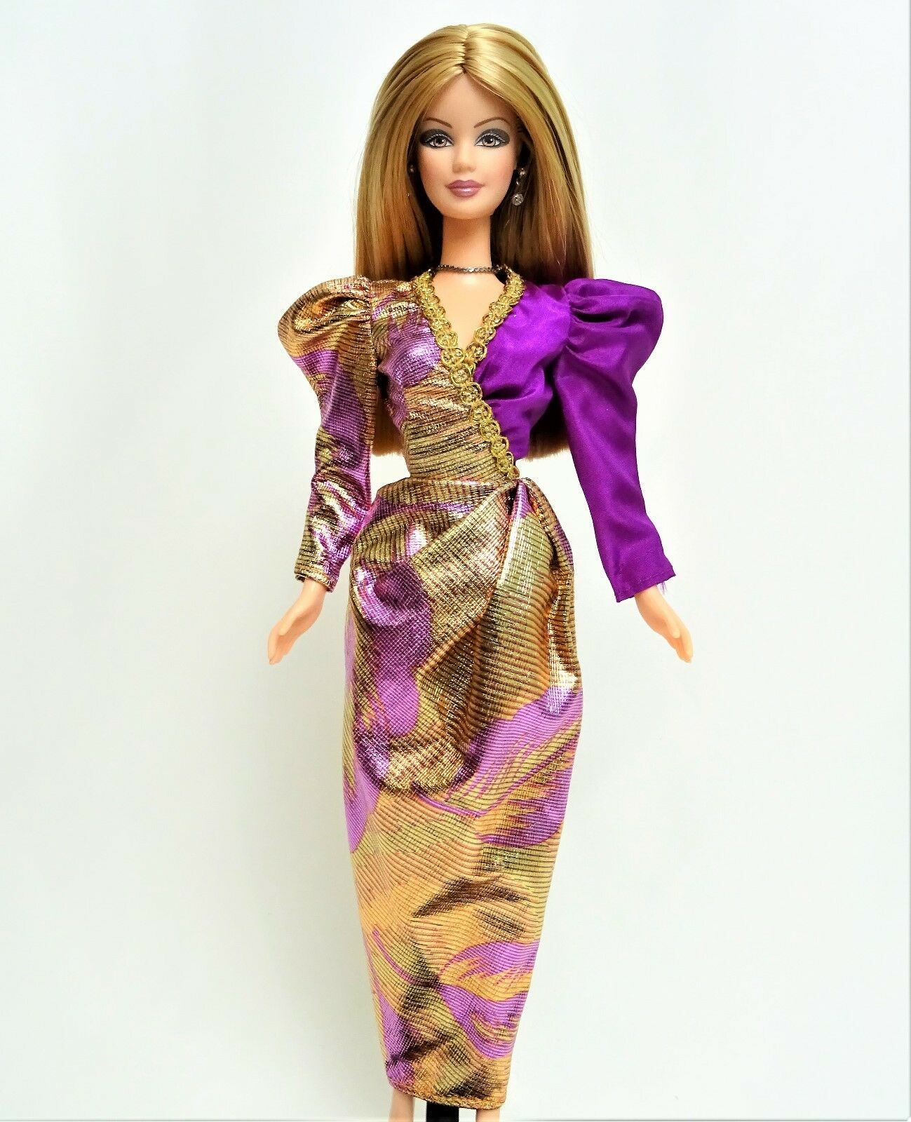 Barbie Fashion Oscar Oscar Oscar de la Renta Collector Series VI  9260 Mint Out Box NO DOLL e72adf
