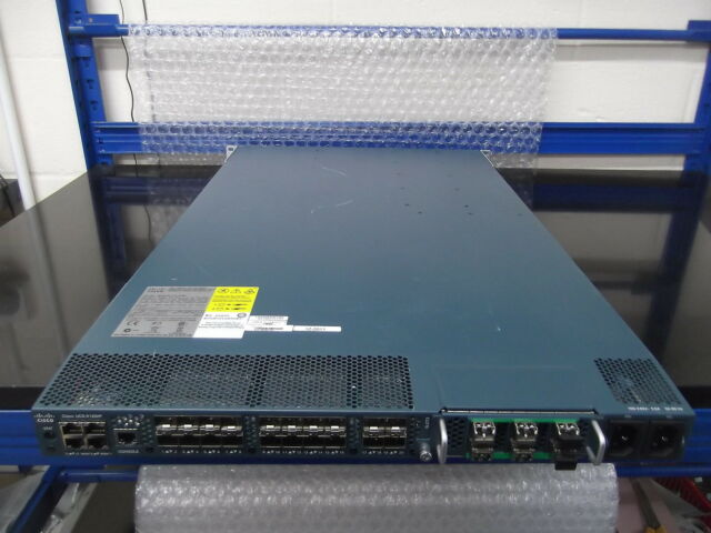 Cisco UCS 6120XP N10-S6100 de 20 puertos switch fabric equipada N10-E0060 módulo SFP 6