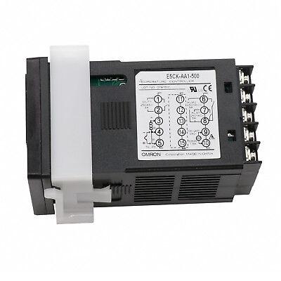 Omron Automation Numérique Régulateur de température E5CK-AA1-500 NEW IN BOX