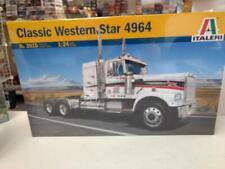Classic Western Star 4964 Truck Camion Plastic Kit 1:24 Model 3915 ITALERI