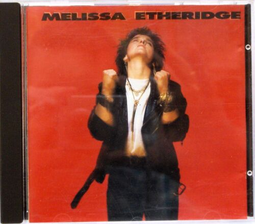 1 of 1 - Melissa Etheridge - Melissa Etheridge (CD 1988)