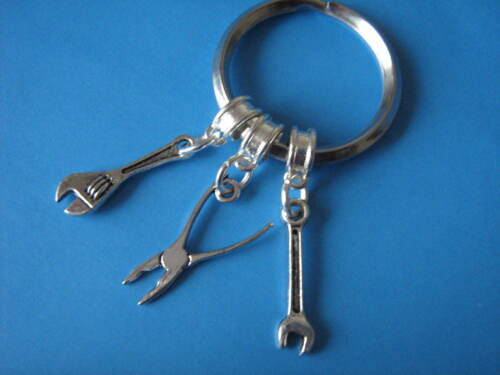 Plumbers Keyring Gift for a Plumber Tradesman Off to College Plumbers