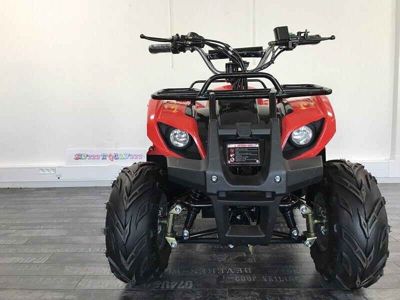 Quad électrique pour Adulte & Ado - 60V 2100W - Rouge