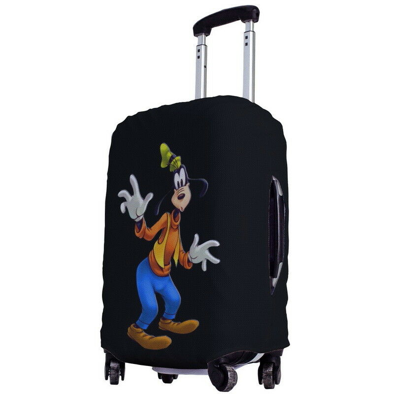 Goofy Suitcase Cover