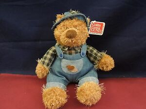 Gund Tumble Weed Bear 8 in Sitting