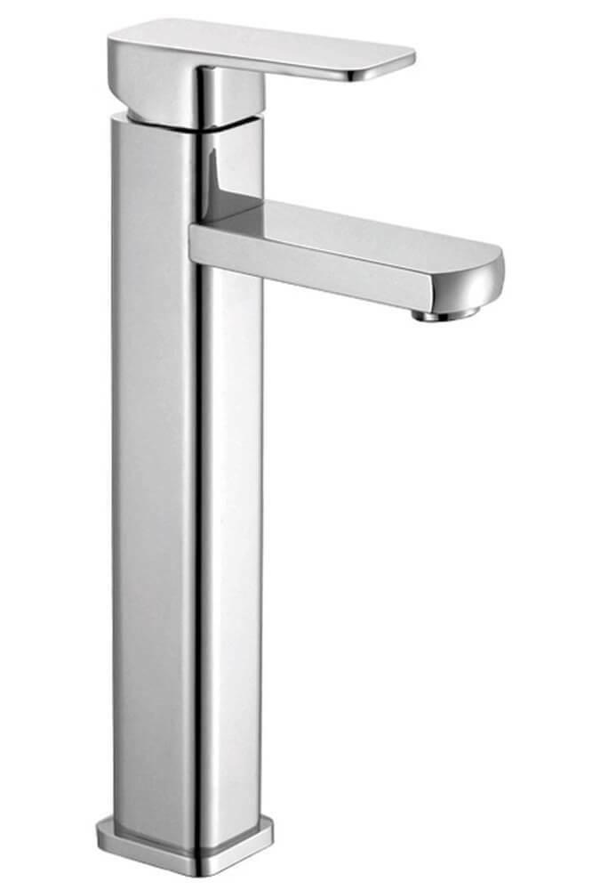 Ordonnez Utah Tall Mono Mélangeur lavabo UT06CP (sans déchets) Chrome Free Courier TVA Inc