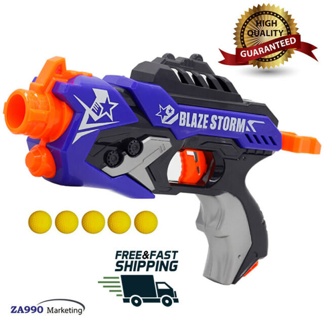 NERF Overwatch Reaper Blaster 8 Overwatch Nerf Rival Rounds Toy Gun Gift Action