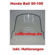 Windschild 50 cm Honda Bali 50 AF32, Bali 100 HF07