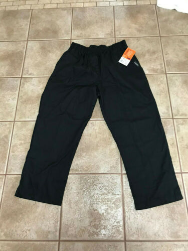 Scrub Pant size PXL, Landau # 8327 Classic Relaxed Elastic Waistband BLACK