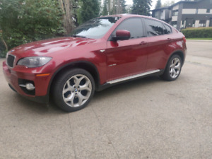 2008 BMW X6 3.5 AWD - Well Maintained.