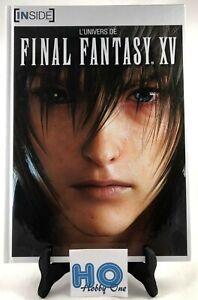 Details About The Universe Of Final Fantasy Xv 15 Livre Inside Mint