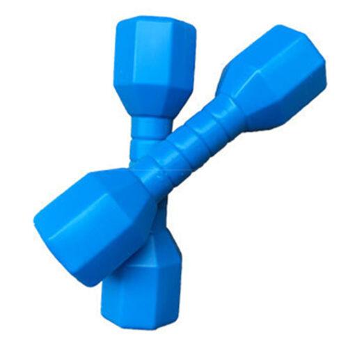 2pcs//set Home Dancing Props Fitness Equipment Hand Weights PE Children Dumbbells