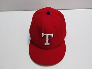 New Era 59Fifty MLB Texas Rangers fitted Hat Cap NWT