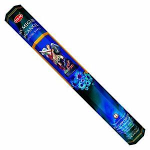 LOT OF 120 Stick SAN LAZARO SAINT  Incense HEM ~ 6 TUBE OF 20 Sticks FRESH
